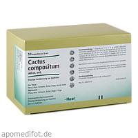 CACTUS COMPOSITUM ad us.vet.Ampullen, 50 ST, Biologische Heilmittel Heel GmbH