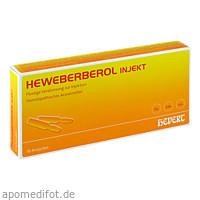 Heweberberol injekt, 10 ST, Hevert Arzneimittel GmbH & Co. KG