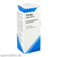 TO-EX spag. Peka N, 50 ML, Pekana Naturheilmittel GmbH