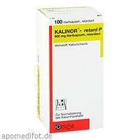 KALINOR RETARD P, 100 ST, Desma GmbH