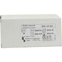 Ambix Safe-CAN Portpunktionskan. gerade 22Gx37mm, 10 ST, Fresenius Kabi Deutschland GmbH