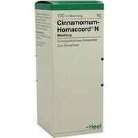 CINNAMOMUM HOMACCORD N, 100 ML, Biologische Heilmittel Heel GmbH