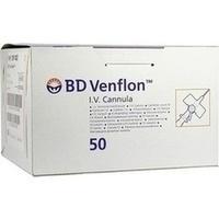 VENFLON 2 G20 1.0 391452, 50 ST, Becton Dickinson GmbH