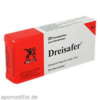 DREISAFER, 20 ST, TEVA GmbH