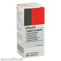 Effortil Lösung zum Tropfen, 15 ML, Eurimpharm Arzneimittel GmbH