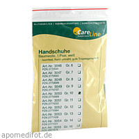 Handschuhe Baumwolle Gr.10, 2 ST, Careliv Produkte Ohg