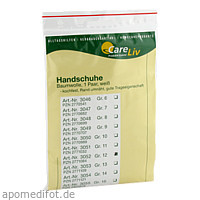 Handschuhe Baumwolle Gr.12, 2 ST, Careliv Produkte Ohg