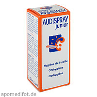 Audispray Junior, 25 ML, Laboratoires Diepharmex SA