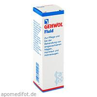 GEHWOL FLUID GLASFL, 15 ML, Eduard Gerlach GmbH