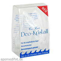 DEO MINERAL KRISTALL Stein, 1 ST, Allpharm Vertriebs GmbH