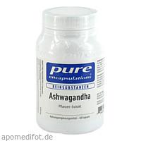 PURE ENCAPSULATIONS ASHWAGANDHA, 60 ST, Pro Medico GmbH