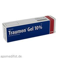 Traumon Gel 10%, 100 G, Meda Pharma GmbH & Co. KG
