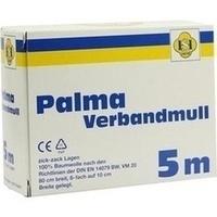PALMA VERBANDMULL 5M, 1 ST, Erena Verbandstoffe GmbH & Co. KG