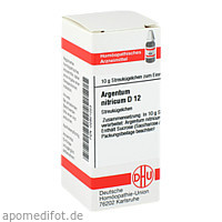 ARGENTUM NITR D12, 10 G, Dhu-Arzneimittel GmbH & Co. KG