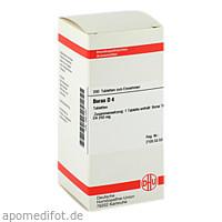BORAX D 4, 200 ST, Dhu-Arzneimittel GmbH & Co. KG