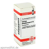 CALCIUM PHOS D10, 10 G, Dhu-Arzneimittel GmbH & Co. KG