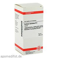 CARDUUS MAR D 3, 200 ST, Dhu-Arzneimittel GmbH & Co. KG