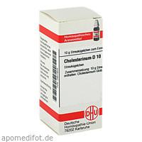 CHOLESTERINUM D10, 10 G, Dhu-Arzneimittel GmbH & Co. KG