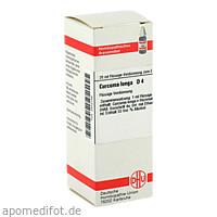 CURCUMA LONGA D 4, 20 ML, Dhu-Arzneimittel GmbH & Co. KG