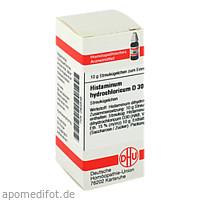 HISTAMINUM HYDROCHLOR D30, 10 G, Dhu-Arzneimittel GmbH & Co. KG
