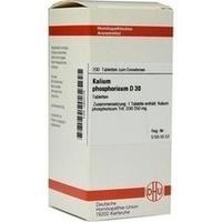 KALIUM PHOS D30, 200 ST, Dhu-Arzneimittel GmbH & Co. KG
