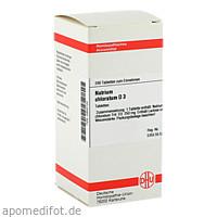 NATRIUM CHLORAT D 3, 200 ST, Dhu-Arzneimittel GmbH & Co. KG