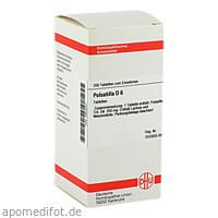 PULSATILLA D 6 Tabletten, 200 ST, DHU-Arzneimittel GmbH & Co. KG