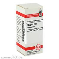 THUJA D200, 10 G, Dhu-Arzneimittel GmbH & Co. KG