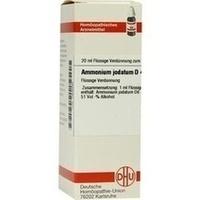 AMMONIUM JODAT D 4, 20 ML, Dhu-Arzneimittel GmbH & Co. KG
