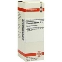 VIBURNUM OPULUS D 3, 20 ML, Dhu-Arzneimittel GmbH & Co. KG