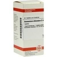 AMMONIUM CHLORAT D 4, 80 ST, Dhu-Arzneimittel GmbH & Co. KG