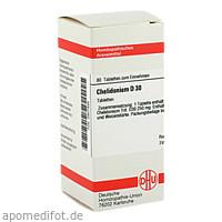 CHELIDONIUM D30, 80 ST, Dhu-Arzneimittel GmbH & Co. KG