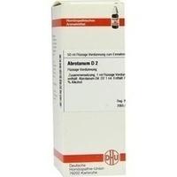 ABROTANUM D 2, 50 ML, Dhu-Arzneimittel GmbH & Co. KG