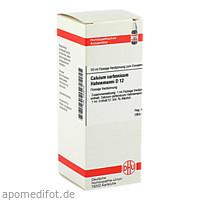 CALCIUM CARB HAHNEM D12, 50 ML, Dhu-Arzneimittel GmbH & Co. KG