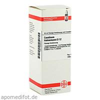 CAUSTICUM HAHNEM D12, 50 ML, Dhu-Arzneimittel GmbH & Co. KG