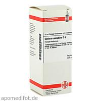 DATISCA CANNABINA D 4, 50 ML, Dhu-Arzneimittel GmbH & Co. KG