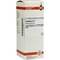 GRAPHITES D12, 50 ML, Dhu-Arzneimittel GmbH & Co. KG