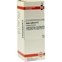 HEPAR SULF D12, 50 ML, Dhu-Arzneimittel GmbH & Co. KG