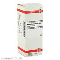 KALIUM BICHROM D 4, 50 ML, Dhu-Arzneimittel GmbH & Co. KG