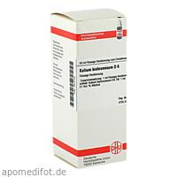 KALIUM BICHROM D 6, 50 ML, Dhu-Arzneimittel GmbH & Co. KG