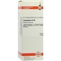 LYCOPODIUM D30, 50 ML, Dhu-Arzneimittel GmbH & Co. KG