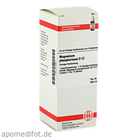 MAGNESIUM PHOS D12, 50 ML, Dhu-Arzneimittel GmbH & Co. KG