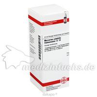 MERCURIUS SOLUB HAHN D10, 50 ML, Dhu-Arzneimittel GmbH & Co. KG