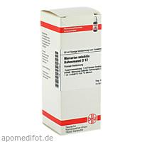 MERCURIUS SOLUB HAHN D12, 50 ML, Dhu-Arzneimittel GmbH & Co. KG