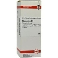 STRAMONIUM D 6, 50 ML, Dhu-Arzneimittel GmbH & Co. KG