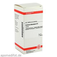 CALCIUM CHLORAT D 6, 200 ST, Dhu-Arzneimittel GmbH & Co. KG
