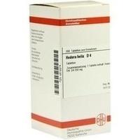 HEDERA HELIX D 4, 200 ST, Dhu-Arzneimittel GmbH & Co. KG