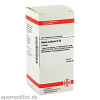 HEPAR SULF D30, 200 ST, Dhu-Arzneimittel GmbH & Co. KG