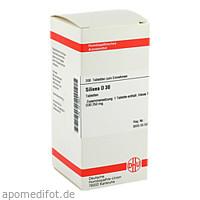SILICEA D30, 200 ST, Dhu-Arzneimittel GmbH & Co. KG
