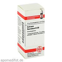 CALCIUM FLUORAT D30, 10 G, Dhu-Arzneimittel GmbH & Co. KG